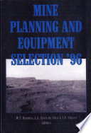 Mine Planning and Equipment Selection 1996