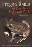 Frogs and Toads of Big Bend National Park [Pdf/ePub] eBook