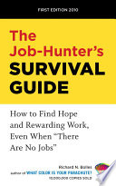 The Job Hunter S Survival Guide Book