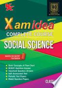 Xam idea Complete Course Social Science Class 6