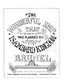The Wonderful Ship that was Planned by Isambard Kingdom Brunel