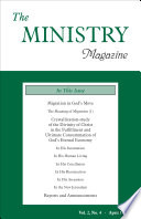 The Ministry Of The Word Vol 2 No 4