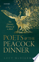 Poets and the Peacock Dinner Book