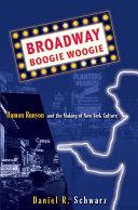Broadway Boogie Woogie ebook