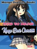 Manga Drawing Books Book