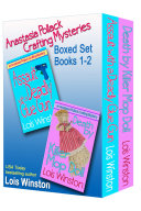 Anastasia Pollack Crafting Mysteries Boxed Set