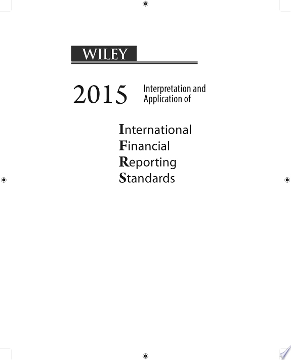 Wiley IFRS 2015: Interpretation and