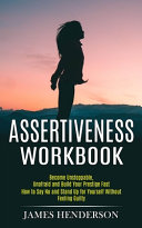 Assertiveness Workbook Book