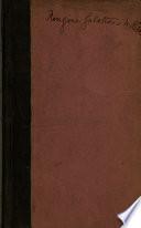 Tusi ni Paulo Aposetolo jeu' o re si Galatia. [Followed by Ephesians, Philippians, Colossians, Thessalonians, 1 and 2 Timothy, Titus, Philemon and Hebrews.] Translated by Stephen M. Creagh and John Jones.]