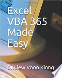 Excel VBA 365 Made Easy