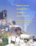 Health Human Development In The New Global Economy