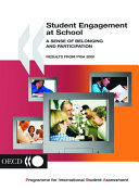 Student Engagement at School