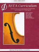 ASTA String Curriculum