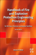 Pdf Handbook of Fire and Explosion Protection Engineering Principles