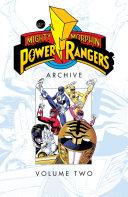 Mighty Morphin Power Rangers Archive Vol. 2 [Pdf/ePub] eBook
