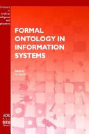 Formal Ontology in Information Systems
