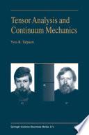 Tensor Analysis and Continuum Mechanics