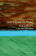 International Security  A Very Short Introduction