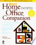 Macworld Home Office Companion