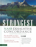 The Strongest NASB Exhaustive Concordance Book
