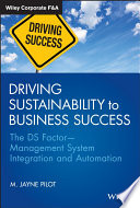 Driving Sustainability to Business Success Book