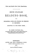 First (-Sixth) standard reading-book, by J. Colville. [With] Primer