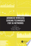 Advanced Wireless Sensing Techniques for 5G Networks