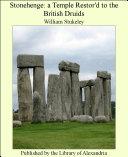 Stonehenge: a Temple Restor'd to the British Druids Pdf/ePub eBook