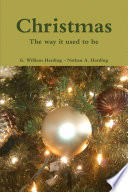 Christmas The Way It Used To Be Paperback
