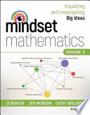 Mindset Mathematics Visualizing And Investigating Big Ideas Grade 3