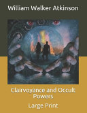 Free Clairvoyance and Occult Powers Read Online