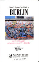 Passport s illustrated travel guide to Berlin
