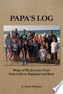 Papa's Log