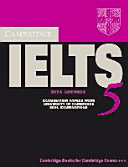 Cambridge Practice Tests for IELTS 5. Student's Book with Answers