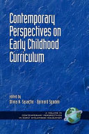 Contemporary Perspectives on Early Childhood Curriculum