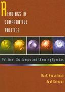 Readings In Comparative Politics
