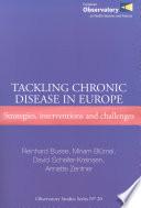 Tackling Chronic Disease in Europe