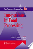 Innovations in Food Processing Book