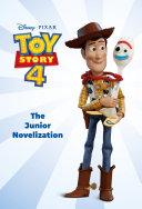 Toy Story 4 Junior Novel