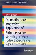 Foundations for Innovative Application of Airborne Radars [Pdf/ePub] eBook