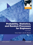 Probability And Random Processes With Applications To Signal Processing Book PDF