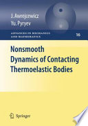 Nonsmooth Dynamics of Contacting Thermoelastic Bodies Book