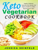 Keto Vegetarian Cookbook Book
