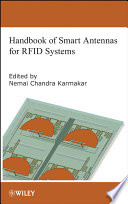 Handbook Of Smart Antennas For Rfid Systems Book