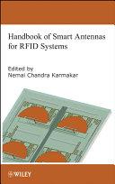 Handbook of Smart Antennas for RFID Systems