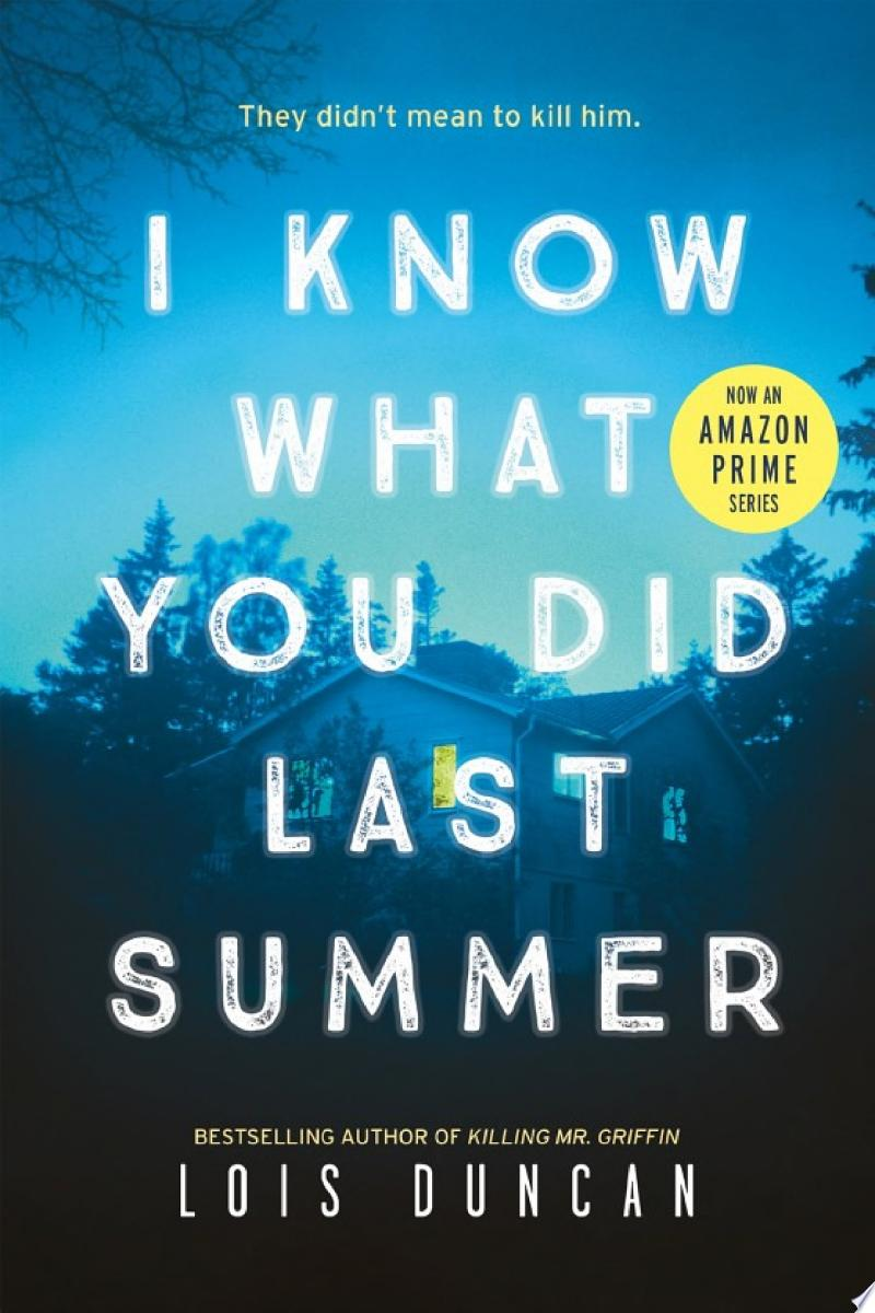 I Know What You Did Last Summer banner backdrop