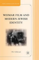 Weimar Film and Modern Jewish Identity