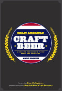Pdf Great American Craft Beer