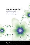 Information First