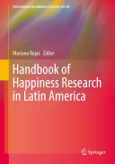 Handbook of Happiness Research in Latin America